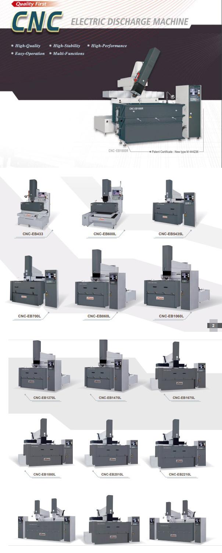 thông số Máy Xung Tia Lửa Điện CNC EDM