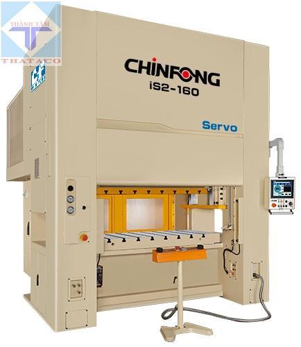 Máy Dập CNC Servo IS1-2 Series