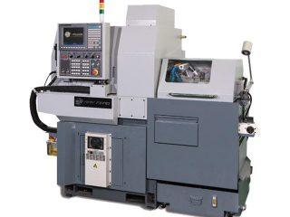 Máy tiện Swiss CNC